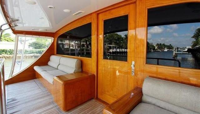 Hullbilly Charter Yacht - 7