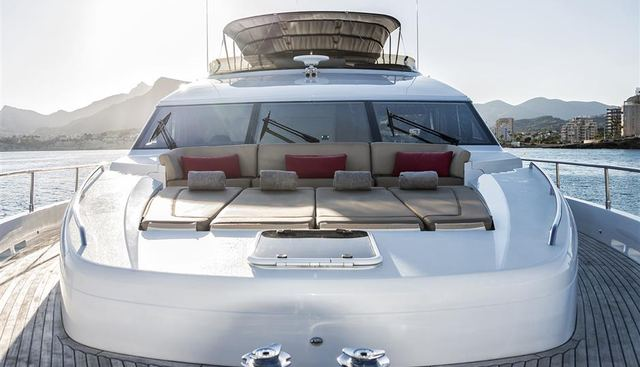 Insieme Charter Yacht - 2