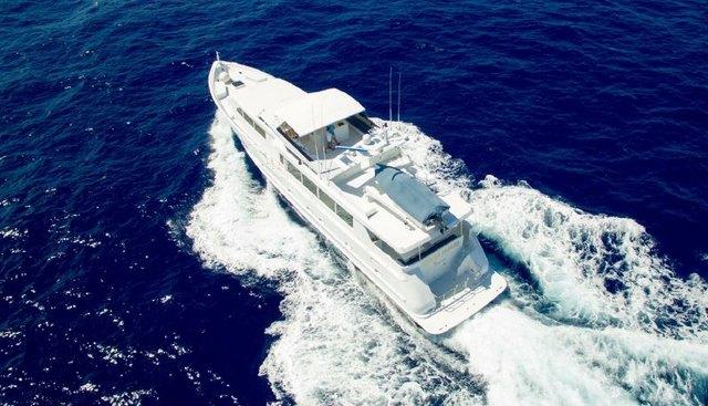 No Vacancy Charter Yacht - 2