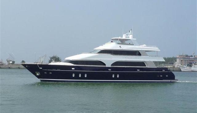 Zarina Charter Yacht
