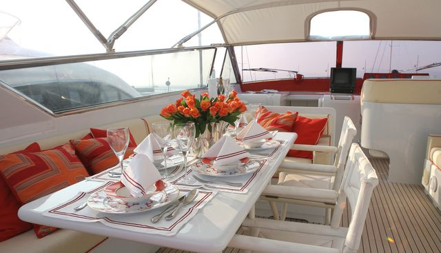 LUCE ONE Charter Yacht - 4