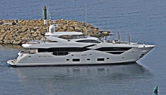 Hey One Charter Yacht