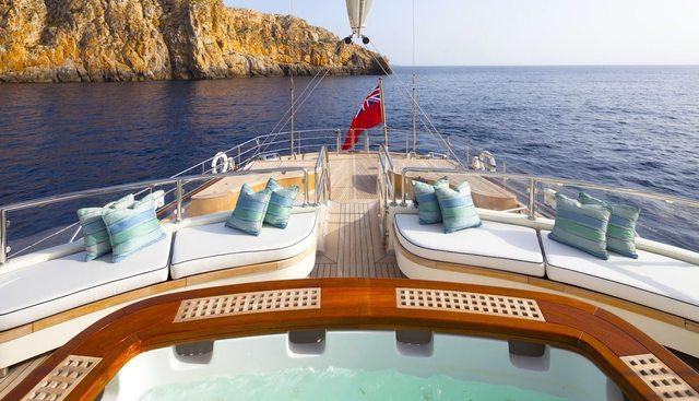 La Luna Charter Yacht - 2