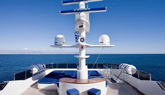 Julie X Charter Yacht - 2