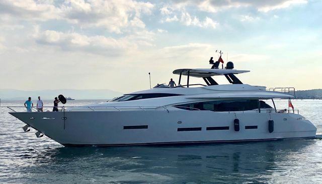 Lara Charter Yacht
