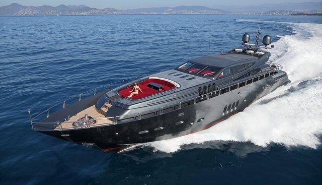 Primero Charter Yacht