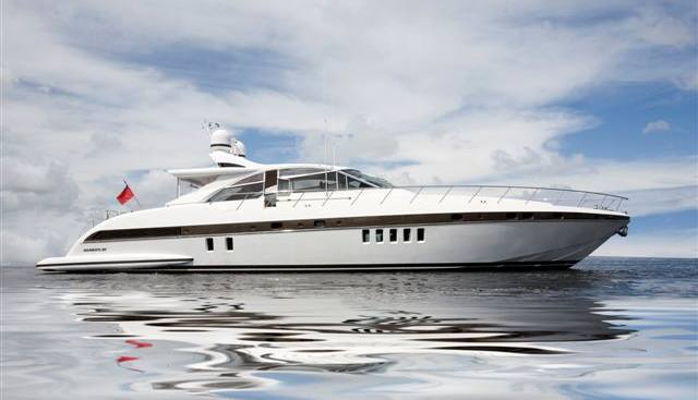 NT Charter Yacht