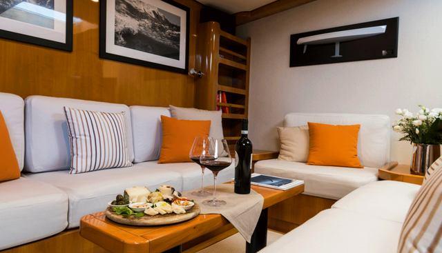 Quinta Santa Maria Charter Yacht - 7