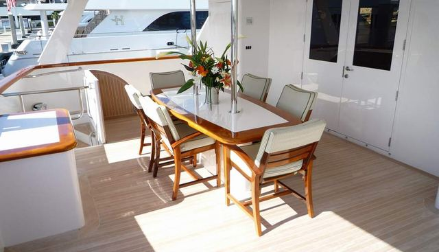 Windrush Charter Yacht - 4