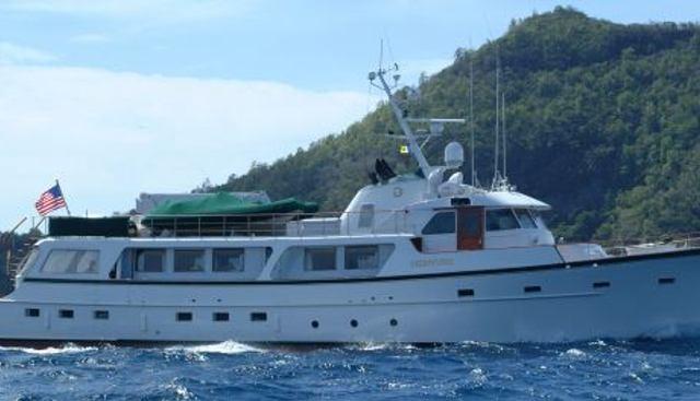 Gryphon Charter Yacht