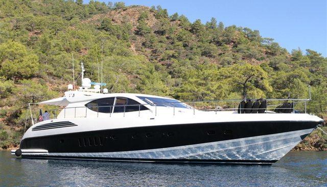 My Melissa Charter Yacht