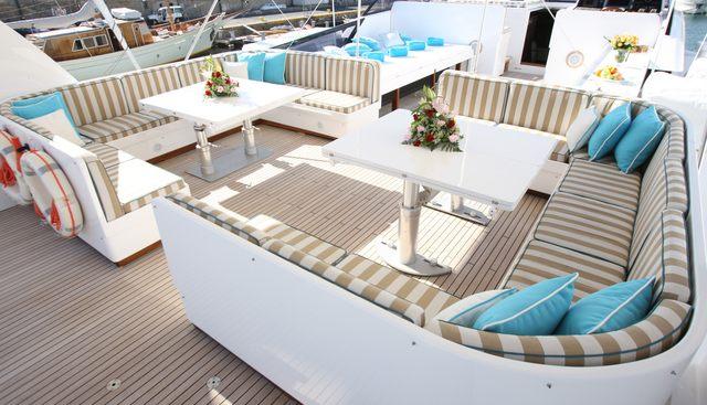 Hemilea Charter Yacht - 3