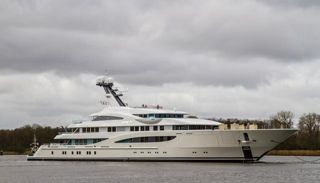 Amatasia Charter Yacht - 7