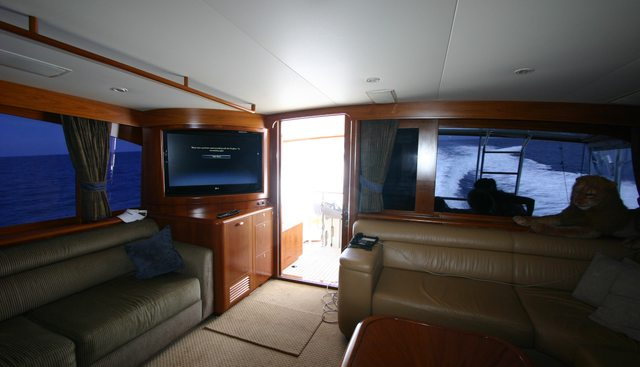 Hullbilly Charter Yacht - 2