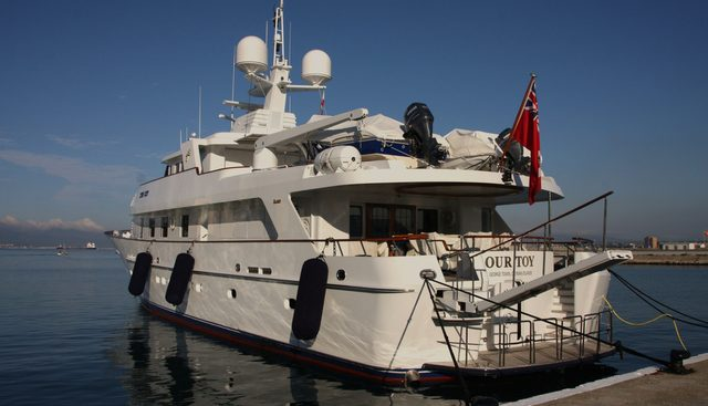 Lady Victoria Charter Yacht - 5
