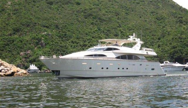 Azimut 100 Jumbo Charter Yacht - 2