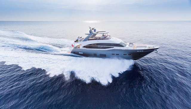 Shades of Grey Charter Yacht - 5