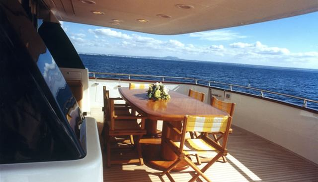 Carom Charter Yacht - 3
