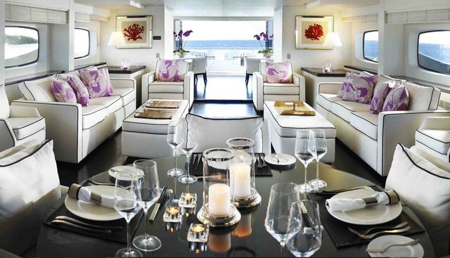 Infinity Pacific Charter Yacht - 6