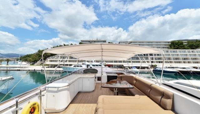 Csimbi Charter Yacht - 3