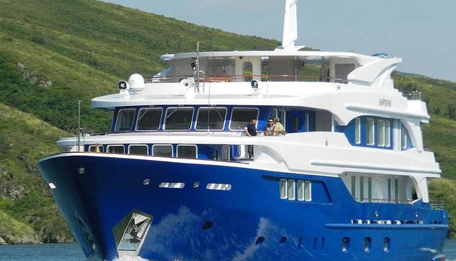 Bayterek Charter Yacht - 3