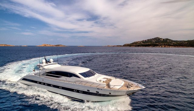 JaJaRo Charter Yacht