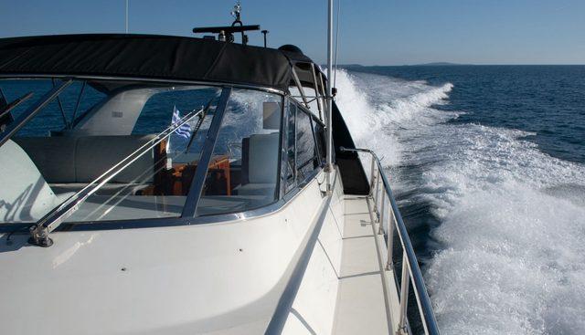 Turn On Charter Yacht - 8