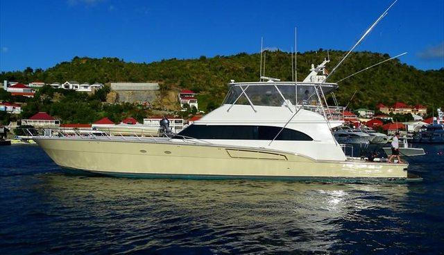 Kewpie Charter Yacht