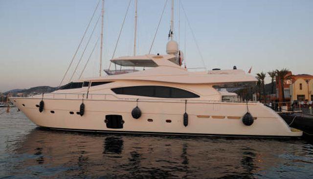 Alizee Charter Yacht