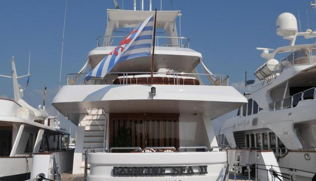 Caroline Sea II Charter Yacht - 3