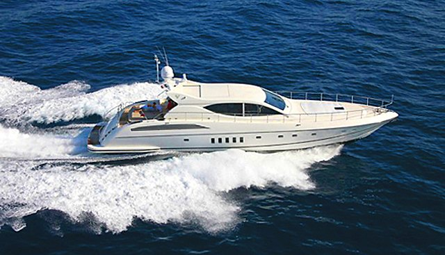 Maxou Charter Yacht