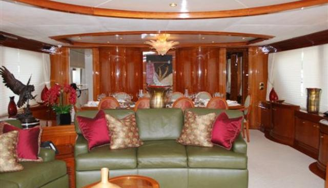 Gilaine O II Charter Yacht - 4