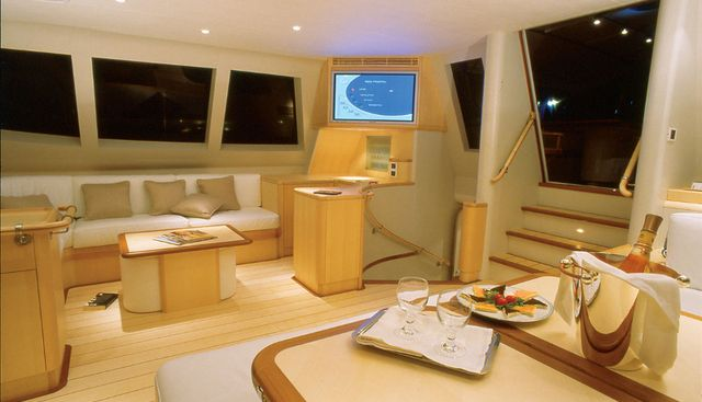 Vaimiti Charter Yacht - 6