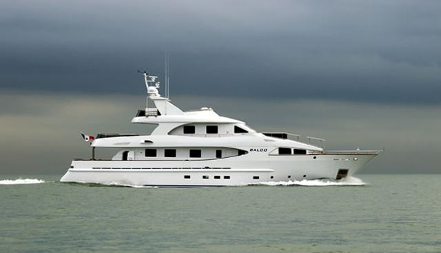 Baloo Charter Yacht