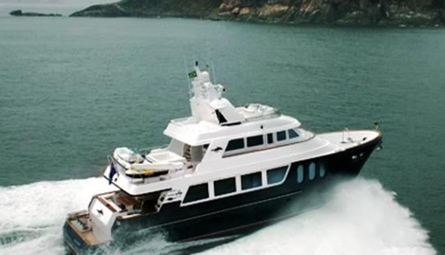 Miss Shuga Charter Yacht - 3