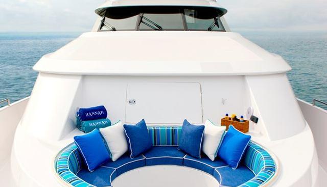 Hannah Charter Yacht - 2
