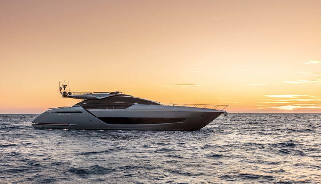 Gecua Charter Yacht