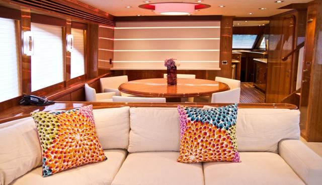 Bamboleo Charter Yacht - 2