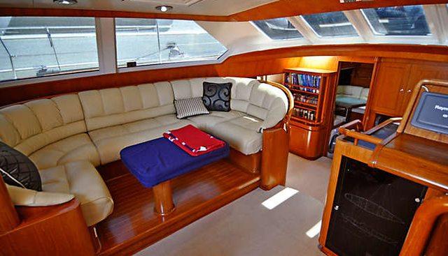 Catalyst Charter Yacht