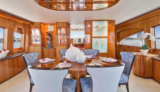 Pneuma Charter Yacht - 8