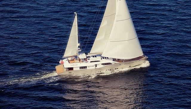 Lunar Charter Yacht