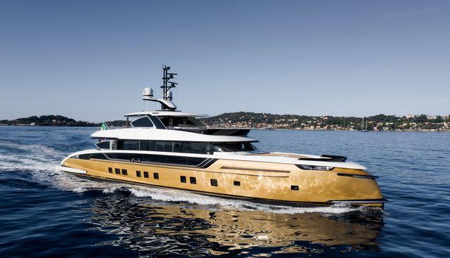 Stefania Charter Yacht