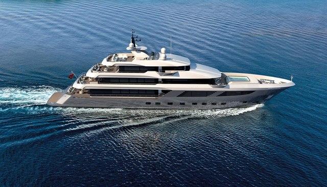 Serenity M.R.F Charter Yacht
