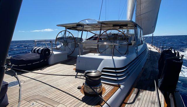 Thandeka Charter Yacht - 3