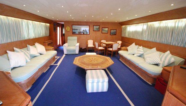 Lorenza Charter Yacht - 4