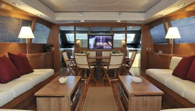 Eva Charter Yacht - 7