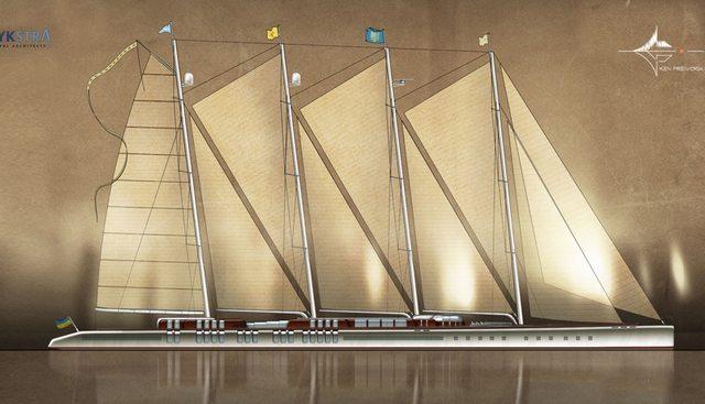 Dream Symphony Charter Yacht - 6