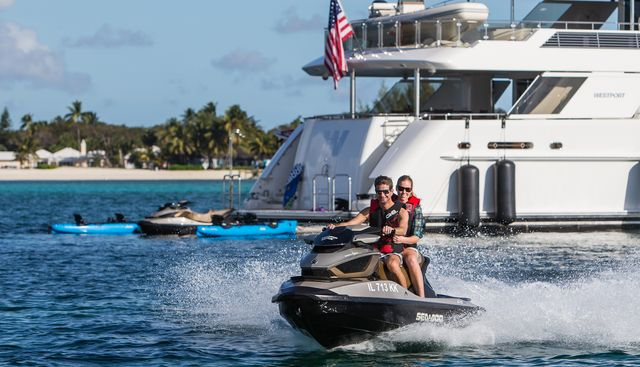 Pipe Dream Charter Yacht - 4