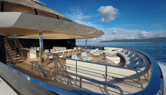Isa Continental 80/ 01 Charter Yacht
