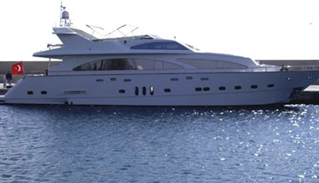 Blue Wave Charter Yacht
